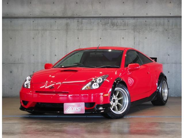 沖縄の中古車 トヨタ セリカ 車両価格 116万円 リ済別 2001(平成13)年 13.8万km レッドII替