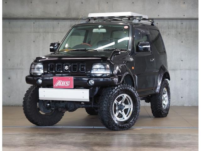 沖縄の中古車 スズキ ジムニーシエラ 車両価格 89万円 リ済別 2009(平成21)年 13.6万km ブラック