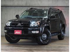 ハイラックスサーフSSR−G 4WD タイベル交換 新品ヘッドライト 社外16インチ BFグッドリッチタイヤ 黒シートカバー ウッドコンビハンドル Bカメラ ナビ TV ETC キーレス