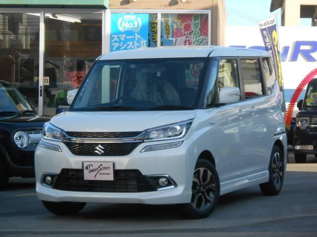 沖縄県の中古車ならソリオバンディット HYBRID MV 新車未登録