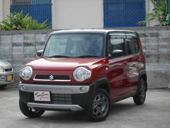 沖縄の中古車 スズキ ハスラー 車両価格 120.5万円 リ未 新車  フェニックスレッドパールブラック2トーン