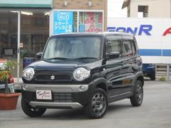 沖縄の中古車 スズキ ハスラー 車両価格 107.8万円 リ未 新車  ブルーイッシュブラックパール