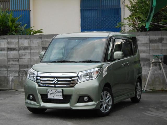 沖縄県の中古車ならソリオ ハイブリッドMZ 新車未登録