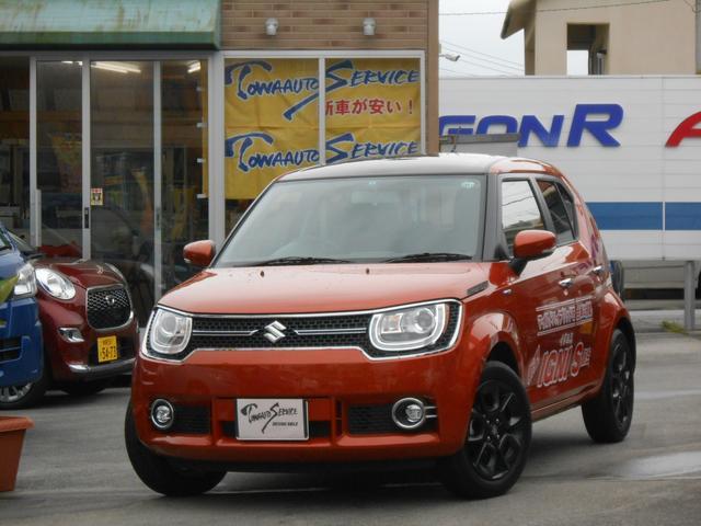 沖縄県の中古車ならイグニス ハイブリッドMZ 新車未登録車