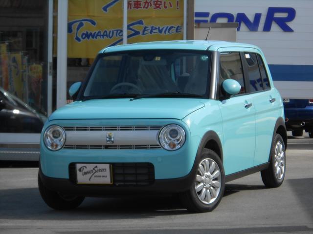 沖縄県の中古車ならアルトラパン X新車未登録車