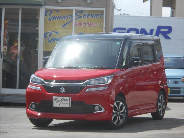 沖縄県の中古車ならソリオバンディット ハイブリッドMV新車未登録