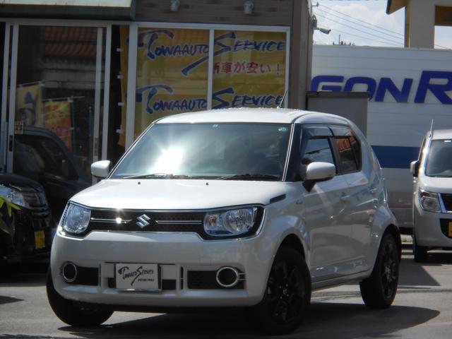 沖縄県の中古車ならイグニス ハイブリッドMX新車未登録