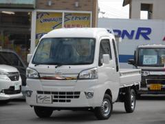 ハイゼットトラックジャンボ新車未登録