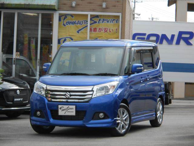 沖縄県の中古車ならソリオ ハイブリッドMZ新車未登録