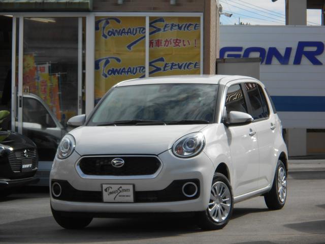 沖縄県の中古車ならブーン シルク SAII新車未登録