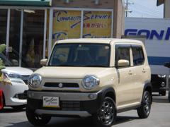 沖縄の中古車 スズキ ハスラー 車両価格 116.2万円 リ未 新車  シフォンアイボリーメタリック