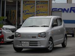 沖縄の中古車 スズキ アルト 車両価格 86万円 リ済込 新車  シルキーシルバーメタリック