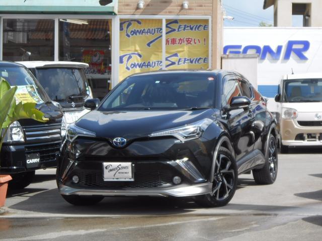 沖縄県の中古車ならC-HR G新車未登録