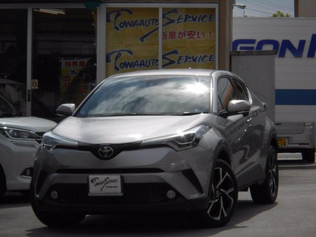沖縄県の中古車ならC-HR G-T新車未登録