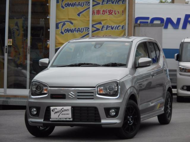 沖縄県の中古車ならアルトワークス ベースグレード新車未登録