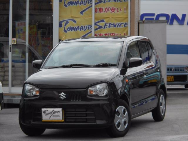 沖縄の中古車 スズキ アルト 車両価格 85万円 リ済込 平成29年 0.9万km アーバンブラウンパールメタリック