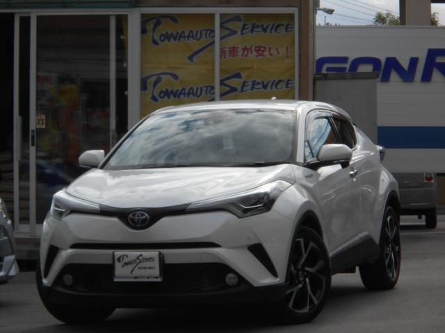 沖縄県の中古車ならC-HR G LEDエディション新車未登録