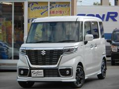 スペーシアカスタムHYBRID XS新車未登録