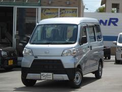 沖縄の中古車 ダイハツ ハイゼットカーゴ 車両価格 93.4万円 リ未 新車  ブライドシルバーメタリック