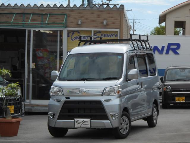 沖縄県の中古車ならハイゼットカーゴ クルーズターボSAIII