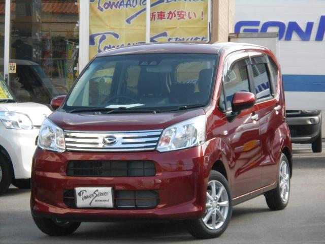 沖縄県の中古車ならムーヴ Xリミテッド SAIII新車未登録