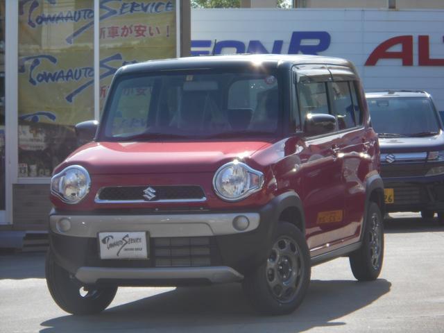 沖縄県の中古車ならハスラー G新車未登録