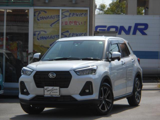 沖縄県の中古車ならロッキー G新車未登録