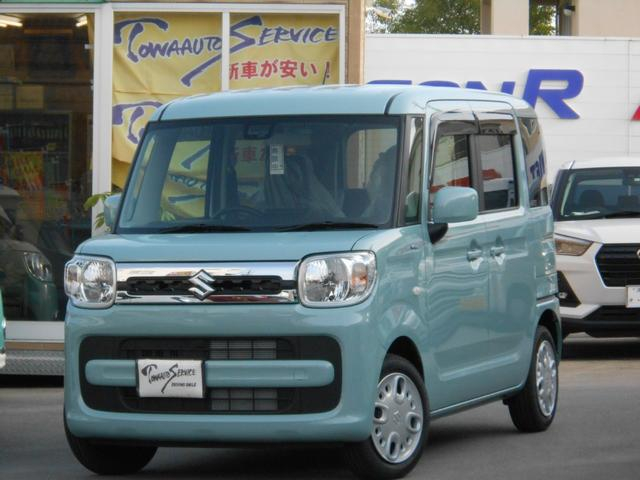 沖縄県の中古車ならスペーシア ハイブリッドX