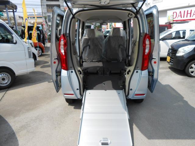 沖縄の中古車 ホンダ N-BOX 車両価格 157.5万円 リ未 新車  モーニングミストブルーメタリック