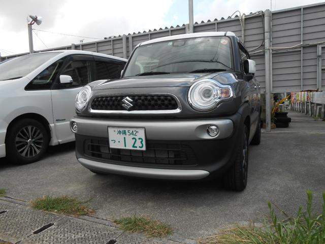 沖縄県の中古車ならクロスビー