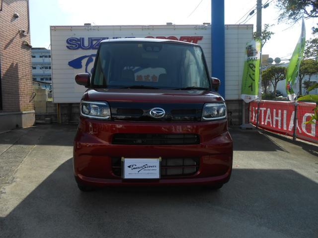 沖縄の中古車 ダイハツ タント 車両価格 140万円 リ未 2020(令和2)年 0.1万km レッドM