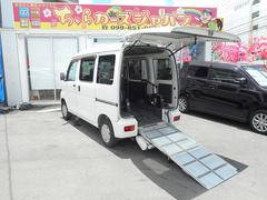 ハイゼットカーゴ福祉車両 スロープ式 1基積