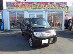 沖縄の中古車 スズキ MRワゴンWit 車両価格 74.8万円 リ済込 平成25年 1.6万K ブラウン