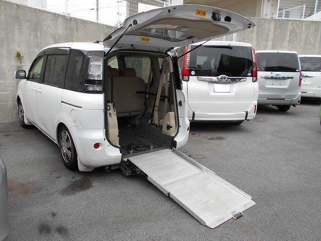トヨタ 福祉車両 1基積 スローパー