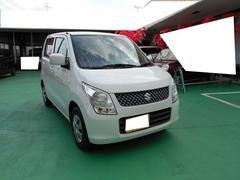 沖縄の中古車 スズキ ワゴンR 車両価格 47.8万円 リ済込 平成23年 7.8万K パールホワイト