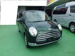 沖縄の中古車 ダイハツ ミラジーノ 車両価格 42.8万円 リ済込 平成17年 5.5万K Dグリーン