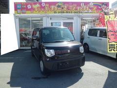 沖縄の中古車 スズキ MRワゴン 車両価格 60.8万円 リ済込 平成23年 6.7万K ブラウン