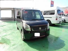 沖縄の中古車 スズキ パレット 車両価格 28万円 リ済込 平成21年 12.8万K ブラック