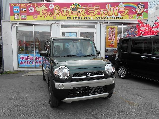 沖縄県の中古車ならハスラー G