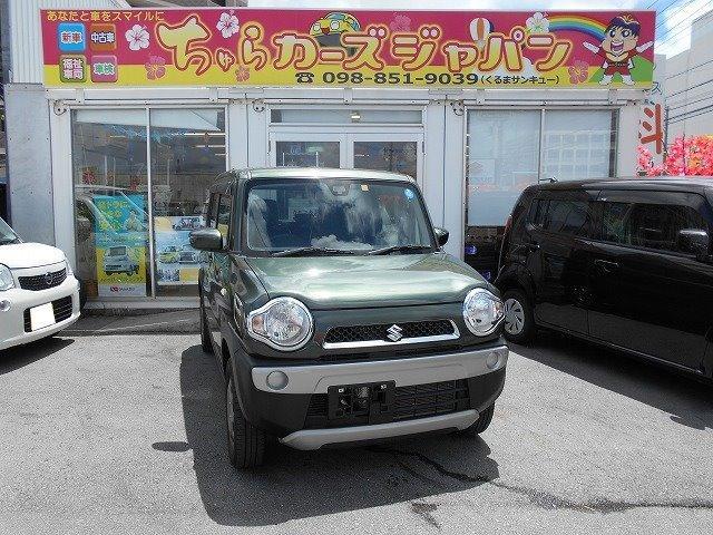 沖縄県豊見城市の中古車ならハスラー G