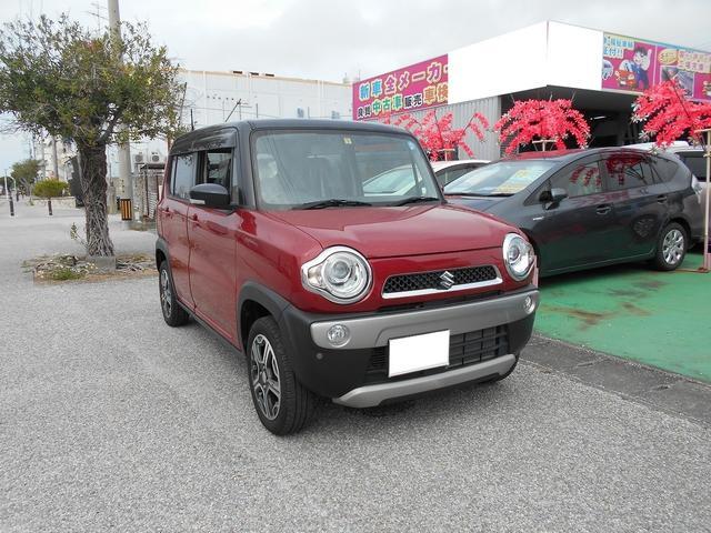 沖縄県豊見城市の中古車ならハスラー X