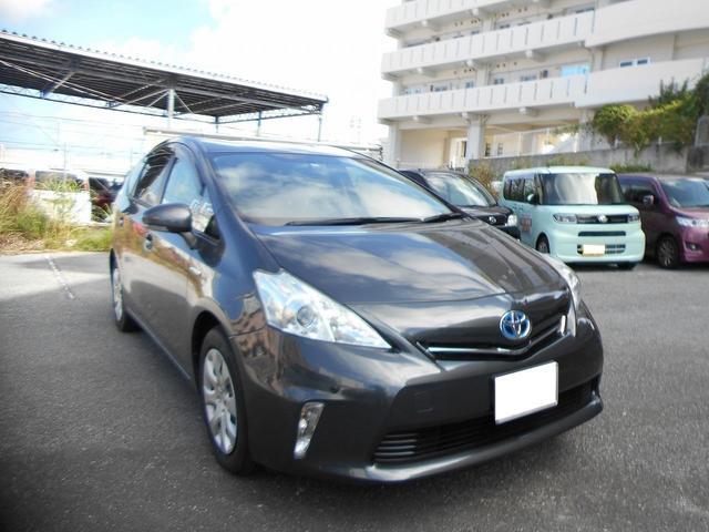 沖縄県の中古車ならプリウスアルファ S Lセレクション