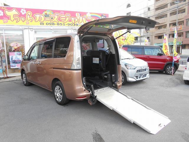 沖縄県糸満市の中古車ならセレナ 20S 福祉車両