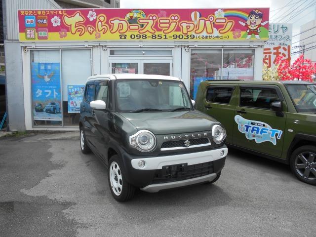沖縄県の中古車ならハスラー Jスタイル