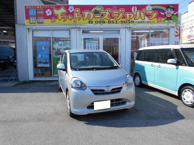 沖縄県の中古車ならミライース L