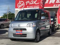 沖縄の中古車 ダイハツ タント 車両価格 66万円 リ済込 平成25年 8.3万K シルバー
