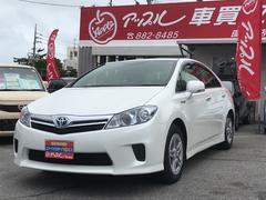沖縄の中古車 トヨタ SAI 車両価格 116万円 リ済込 平成24年 7.4万K パールホワイト
