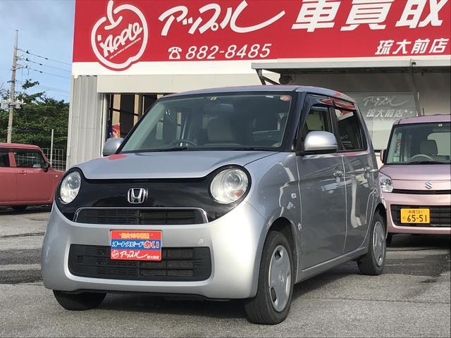 沖縄県の中古車ならN-ONE G スマートキー 社外CDデッキ ETC