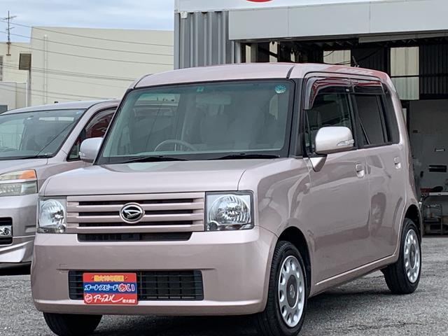 沖縄県の中古車ならムーヴコンテ X +S  スマートキー ナビ ワンセグTV ベンチシート