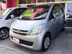 沖縄の中古車 ダイハツ ムーヴ 車両価格 22万円 リ済込 平成20年 14.8万K シルバー